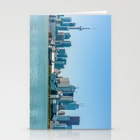 toronto Stationery Cards featuring Toronto  by Slyschoberg