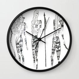 My girls Wall Clock