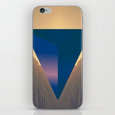 Huasteca 2nd cut iPhone & iPod Skin