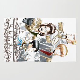 OriSor Shingeki No Kyojin Royal Fanart  Attack on Titan by Mistiqarts Rug