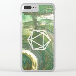 It's Only Water Clear iPhone Case