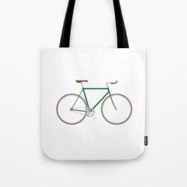 Retro fixie Tote Bag