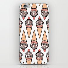 Ice Cream IV iPhone & iPod Skin