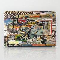 safari iPad Cases featuring Safari by Katy Hirschfeld