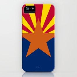 Arizona: Arizona State Flag iPhone Case