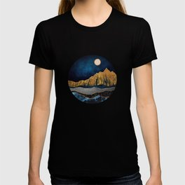 Midnight Desert Moon T-shirt