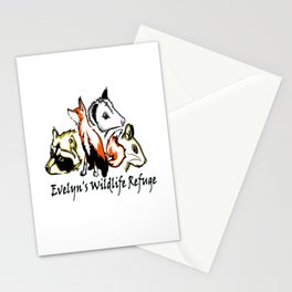 Wildlife Rescue Stationery Cards