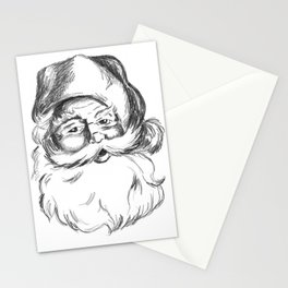 Jolly St. Nick Stationery Cards