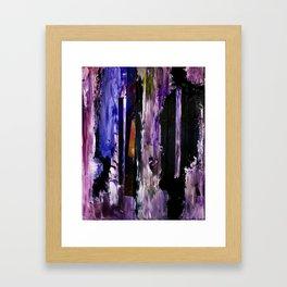 Wall 003 Framed Art Print