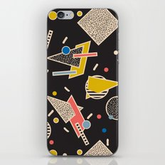 Memphis Inspired Design 8 iPhone & iPod Skin