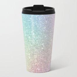 Ombre glitter #12 Travel Mug