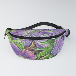 Six Wild Geraniums Fanny Pack