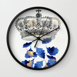 Out Of My Head Wall Clock