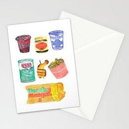 This Week's Menu Stationery Cards