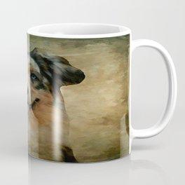 Australian Shepard - Aussie Coffee Mug