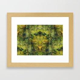 Jungle Flute Framed Art Print