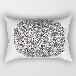 Sharp Gems and Goobers Rectangular Pillow