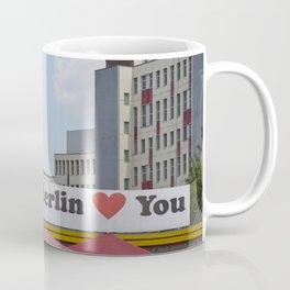 Berlin Love You Coffee Mug