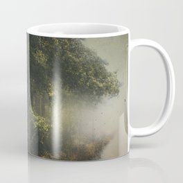 The Wanderlust Man Coffee Mug