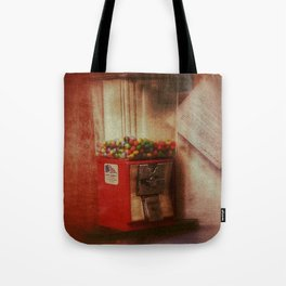 Happiness is Gumballs Tote Bag