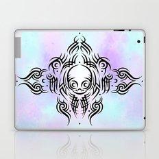Alien Tribal Tattoo Laptop & iPad Skin
