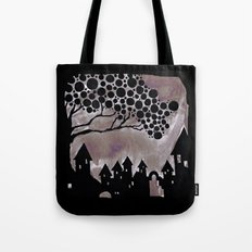 noturne city Tote Bag
