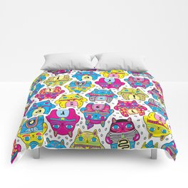 CatCat For Ever Comforters