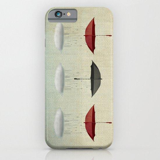 the umbrella filleth iPhone & iPod Case