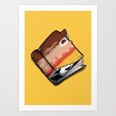 The Real TRUE TOY STORY / VOL.1 Art Print
