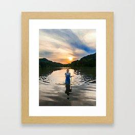 Chosen Framed Art Print