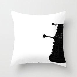 Exterminate!!! Throw Pillow