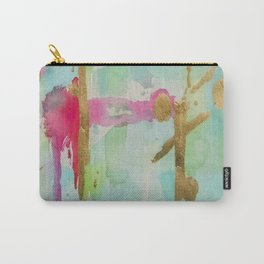 Minted Illusions Carry-All Pouch