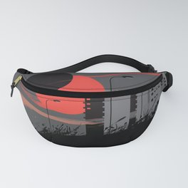 apocalypse city Fanny Pack