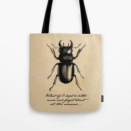 The Metamorphosis - Franz Kafka Tote Bag