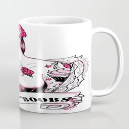 2014 Bands for Boobs Design by Brittany Hanks Coffee Mug