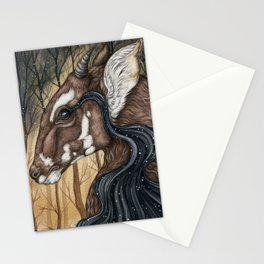 Song of the Saola Stationery Cards