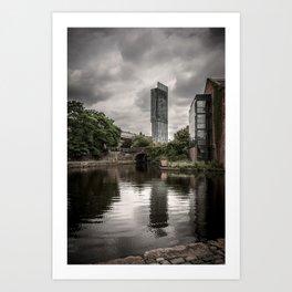 Bridgewater Art Print