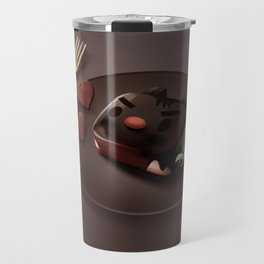 Chocolate Brownie Travel Mug