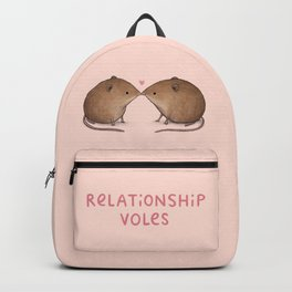 Relationship Voles Backpack