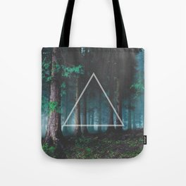 Forest of Wisdom Tote Bag