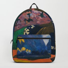 "Paul Gauguin ""Te Aa No Areois (The Seed of the Areoi)"" Backpack"