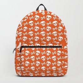 Skull & Crossbones // Halloween Collection Backpack