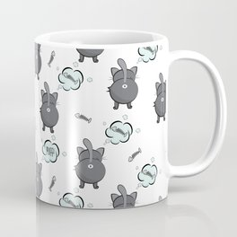 Cat fart Coffee Mug