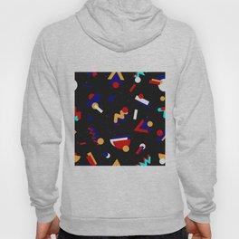 Memphis geometric pattern #2 Hoody