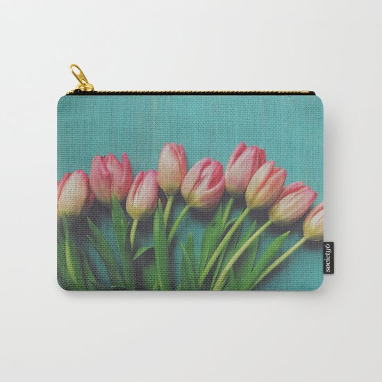 Spring Forward Carry-All Pouch