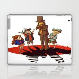 Layton in Gravity Falls Laptop & iPad Skin