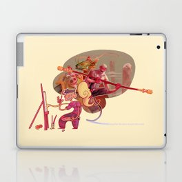 Imagine the journey to the west Laptop & iPad Skin