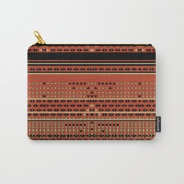 Thinking of an Old Rug Carry-All Pouch