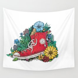 Natural outfit Wall Tapestry