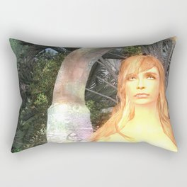 Cult of Youth:Just before the sin Rectangular Pillow